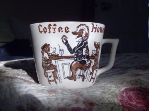 Coffee Hound Mug